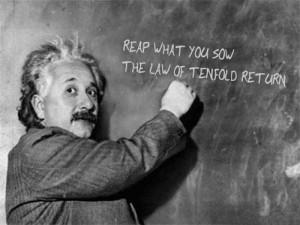 law of tenfold return